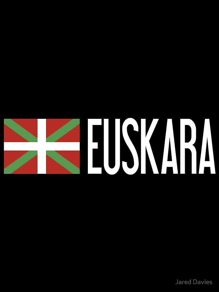 Basque Country: Basque Flag & Euskara by MilitaryCandA