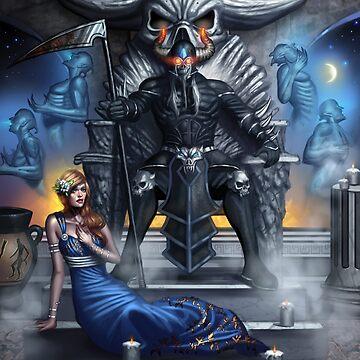 Hades y Perséfone de cgaddict