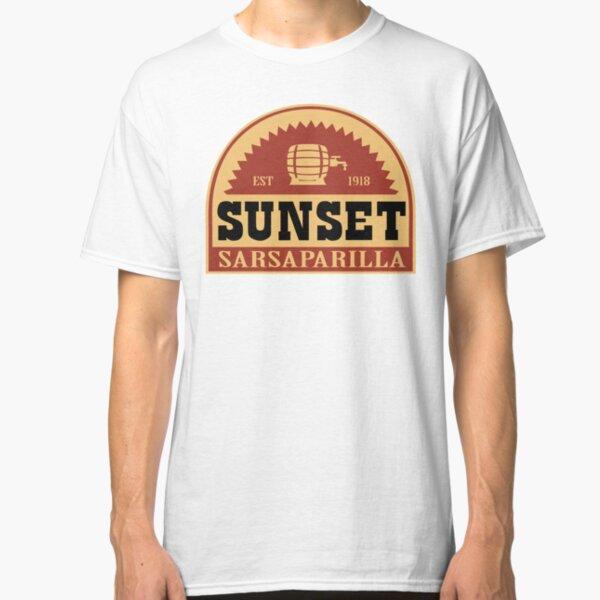 Fallout Sunset Sarsaparilla Logo Classic T-Shirt