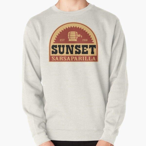 Fallout Sunset Sarsaparilla Logo Pullover Sweatshirt