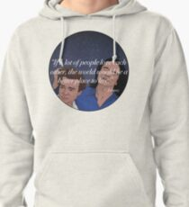 The Room Inspirational Quote From Johnny To Denny Sticker T-Shirt Cartoon Funny Pullover Hoodie