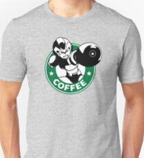 MegaMan X Starbucks Inspired Art T-Shirt