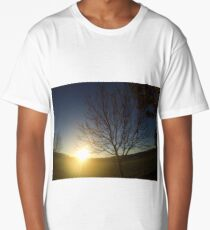 Setting Sun - O'Connell, New South Wales Long T-Shirt