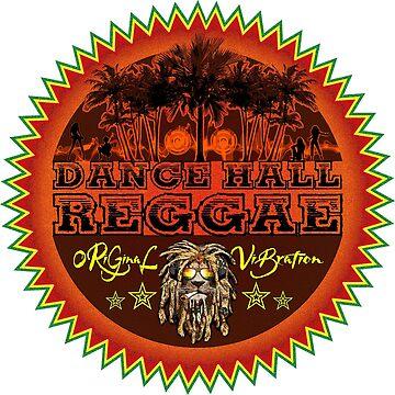 Dance Hall Reggae by extracom