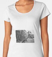 Commonwealth Oil Corporation. Women's Premium T-Shirt