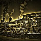 All aboard for Buxton. by Ian Ramsay