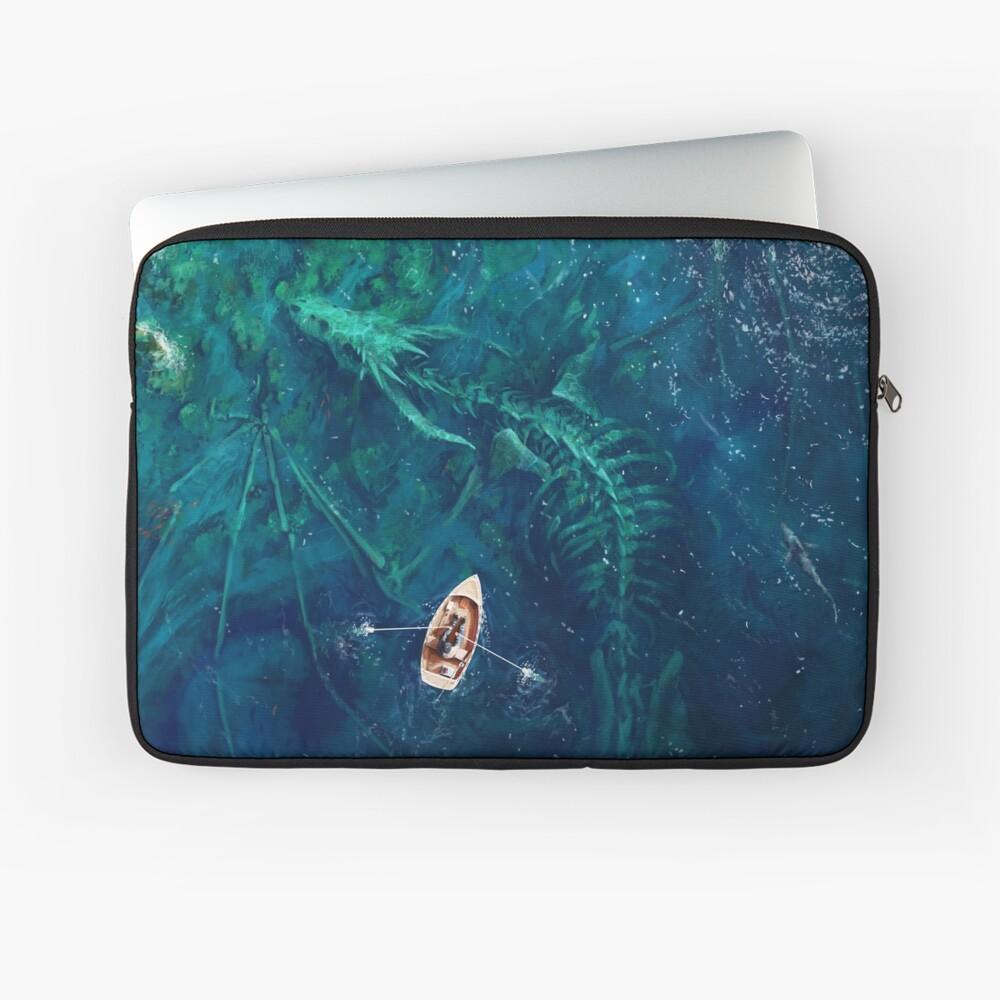 Dragon bones Laptop Sleeve