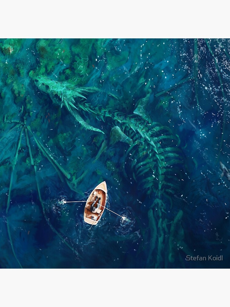 Dragon bones by Koidl