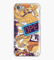 Urban Panel iPhone Case/Skin