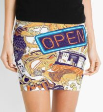 Urban Panel Mini Skirt