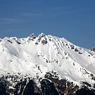 Beautiful Mountain by Daidalos
