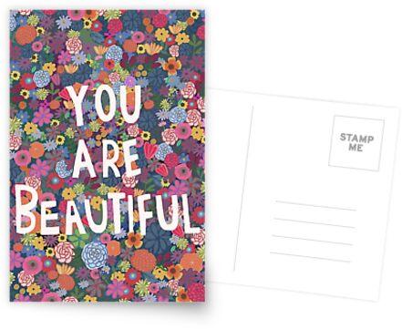 «Eres hermosa» de uzualsunday