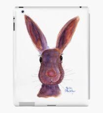 Hare RaBBiT PRiNTS 'Samson' by Shirley MacArthur iPad Case/Skin