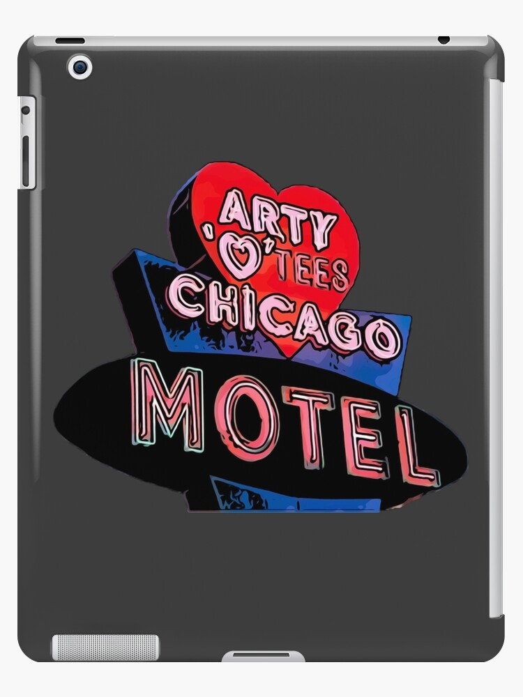 ArtyTEES Chicago Love Motel by Artyteeslondon