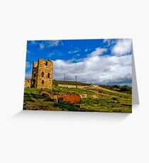 Burra Engine House Greeting Card