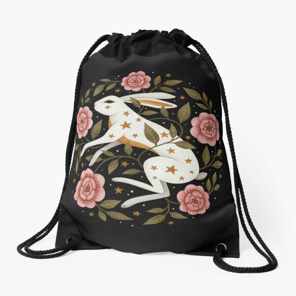 Entangled Drawstring Bag