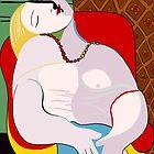Picassos Traum von ShaMiLaB