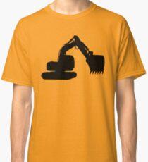 excavator excavator Classic T-Shirt