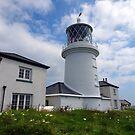 Caldey Insel Leuchtturm von trish725