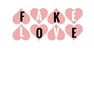 Fake Love #2 - BTS by CactusPop