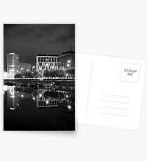 Liverpool one Mono Postcards