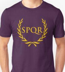 Camp Jupiter SPQR Shirt Unisex T-Shirt