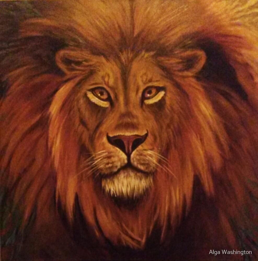 Lion 2017  by Alga Washington