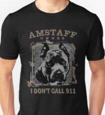 American Staffordshire Terrier - Amstaff Unisex T-Shirt