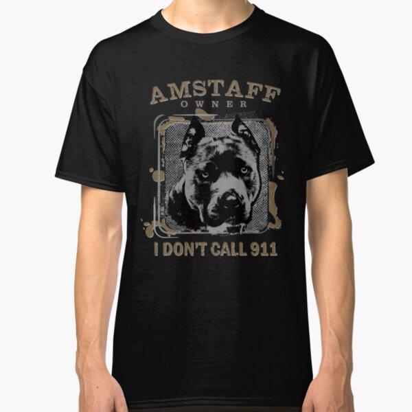American Staffordshire Terrier - Amstaff Classic T-Shirt
