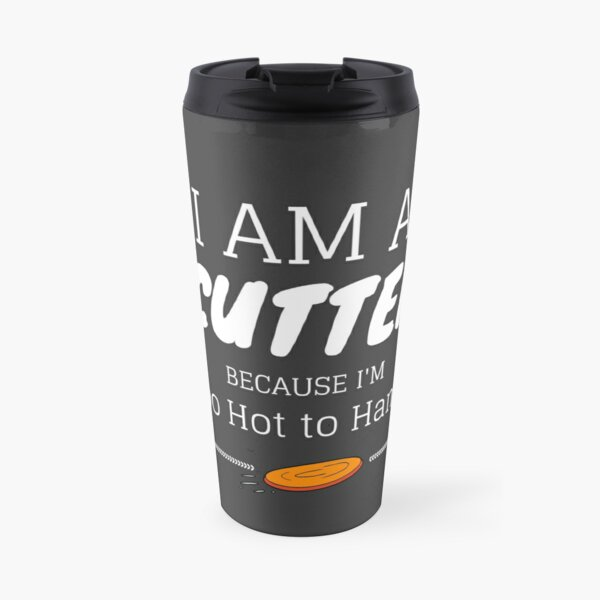 Ultimate Frisbee Travel Mug