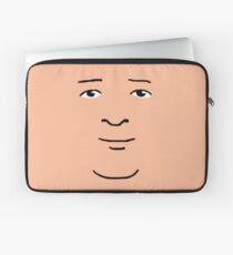 Bobby Hill Laptop Sleeve