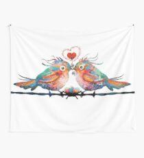 Soul Mates Wall Tapestry