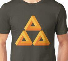 Impossible Triforce  Unisex T-Shirt