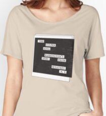Culper Ring Message Women's Relaxed Fit T-Shirt