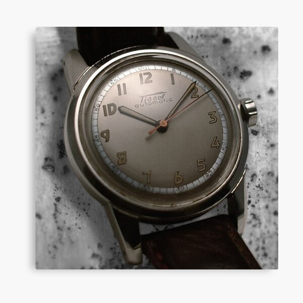 classic time Canvas Print