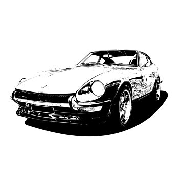1971 Datsun 240Z by Holneub