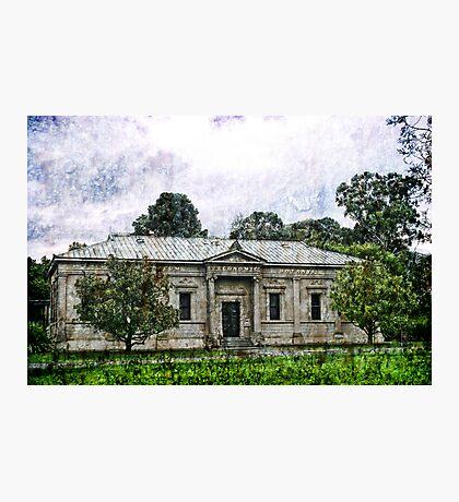 The Museum of Economic Botany Photographic Print