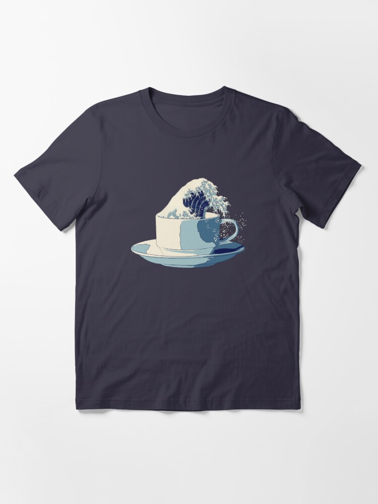 Alternate view of Storm in a Teacup Essential T-Shirt