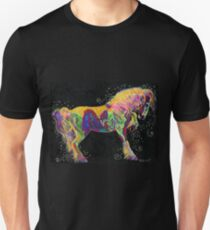 Razzle Dazzle Gypsy Cob Unisex T-Shirt