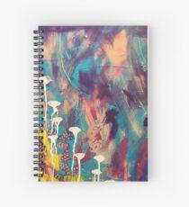 Celebrating Calm Spiral Notebook
