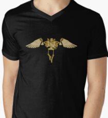 Steampunk Men's V-Neck T-Shirt