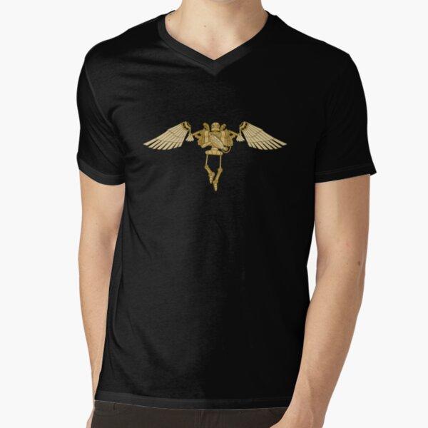 Steampunk V-Neck T-Shirt