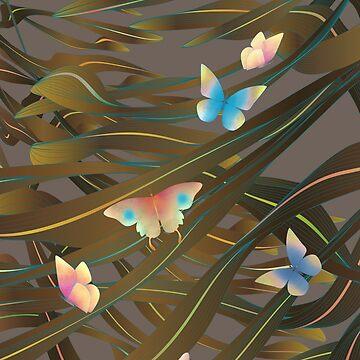Butterflies by angelocerantola