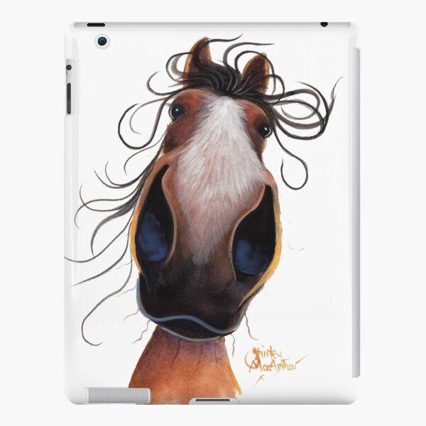 HORSE PRiNT 'FLASH' By Shirley MacArthur iPad Snap Case