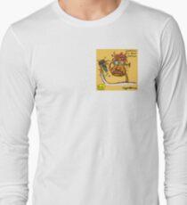 Dr Alfred Shutterlocke (Pattern) - Space Gazer | Giggle | Official Giggle Merch Long Sleeve T-Shirt
