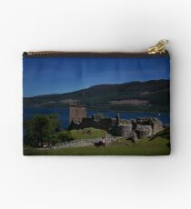 Ruins at Loch Ness Studio Pouch