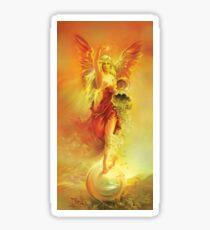 ANGEL OF ABUNDANCE (FORTUNA) Sticker