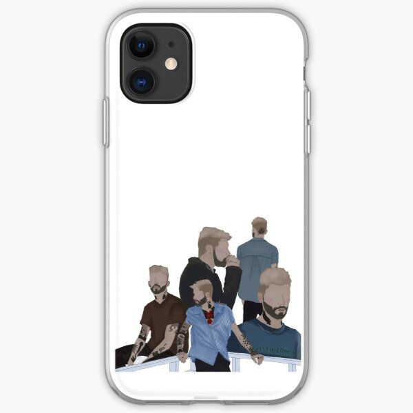 Entertainer Cover  iPhone Soft Case