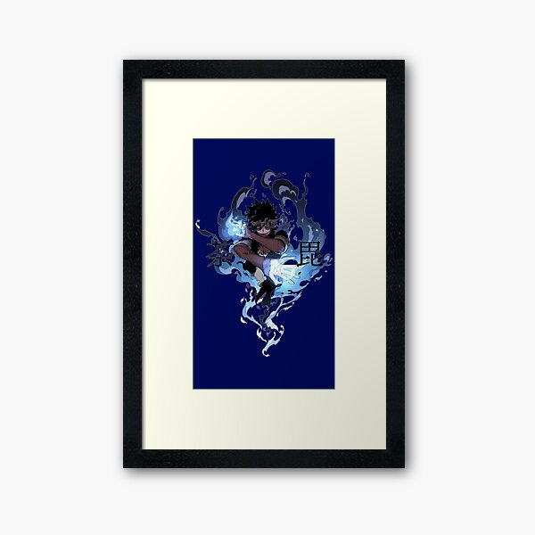 Dabi Framed Art Print