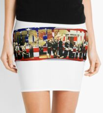 Independence Day Mini Skirt